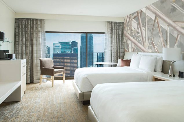 ©Chicago Marriott Downtown Magnificent Mile
